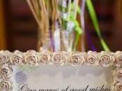 Wedding Wands como alternativa arroz