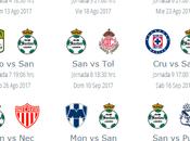 Calendario Santos Torreon apertura 2017 futbol mexicano