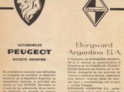 Acuerdo Borgward Peugeot