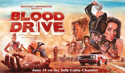 Snacks seriales: Blood drive