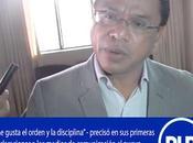 Humildad, honestidad orden promete nuevo gerente general mpc…