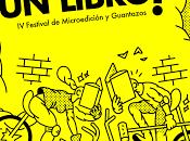 Comienza Festival ¡Hostia, Libro!