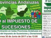 lucha contra Impuesto Sucesiones hermoso ocurrido Andalucía décadas