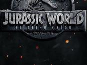 Póster oficial 'Jurassic World: Reino Caído', continuación World'