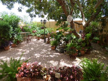 Cosas variadas para el jardín