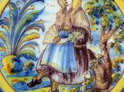 Tipos populares femeninos ruiz Luna Azulerjería Prado