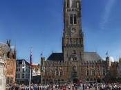 ejemplo buena organización circulación ciudad Brujas (Brugge)
