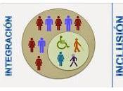 Diferencias entre Inclusión Integración