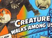 CREATURE WALKS AMONG (USA, 1956) Fantástico
