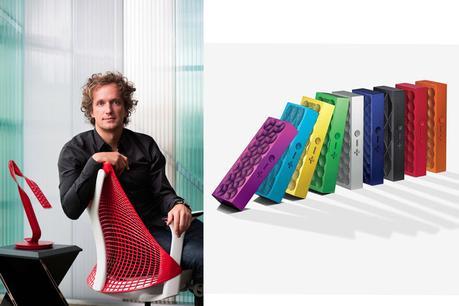 Diseñador y empresario Yves Béhar.