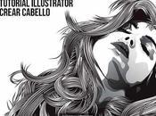 Tutorial Illustrator: Crear Cabello Estilizado