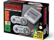 Super Nintendo: Nintendo Classic Mini llegará septiembre