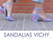 SANDALIAS VICHY Outfit