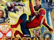 Spiderman solo tendrá cameo Avengers: Infinity War. Nuevo póster Spider-Man: Homecoming
