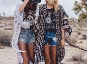 Long, long kimono; ways wear.-