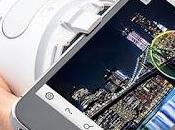 Olympus A01: Dispositivo Convierte Celular Camara Profesional