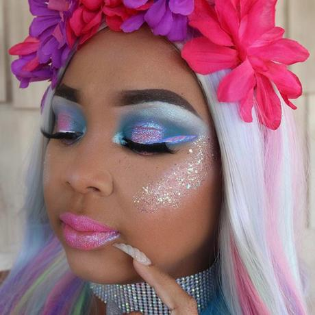 unicornio maquillaje