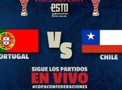 Partido Chile Portugal VIVO Gratis Internet 28/06/2017