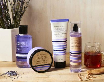 Bath and Body Works lanza su nueva colección Essentials Oils