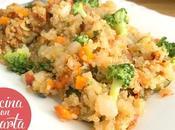 Quinoa verduritas
