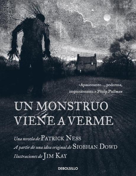 Un monstruo viene a verme, de Patrick Ness
