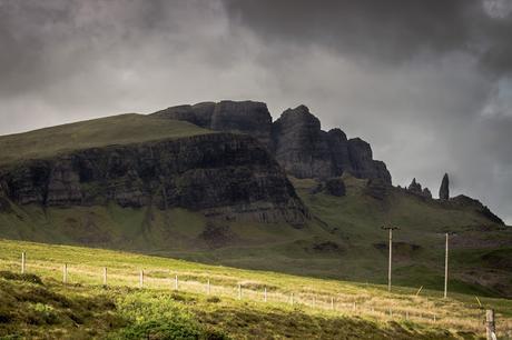 Escocia. Isla de Skye