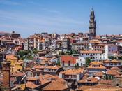 Tejados Oporto