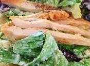 Idea sandwich ensalada Cesar