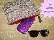 Diy: carcasa purpurina
