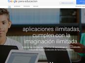 Google presenta nuevos recursos gratuitos para aula