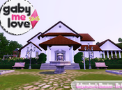 Gabymelove's Mansion Lote Residencial (Sims