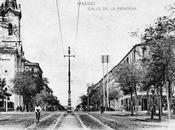 Fotos antiguas: Limpiando Calle Princesa (1902)