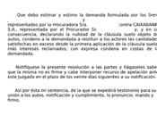 Nueva sentencia ganada cláusula suelo Barcelona contra Caixabank recuperando todo dinero pagado