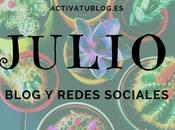 Agenda blogger Julio #ATBJulio Apuntas?