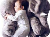 Almohada Bebé Elefante Peluche
