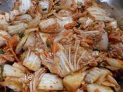 Kimchi encurtido coreano