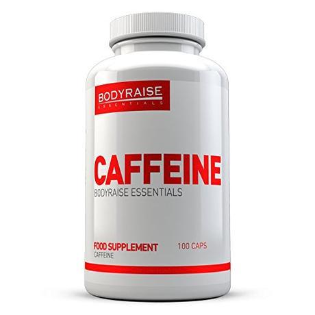 Bodyraise Cafeína - 46 gramos