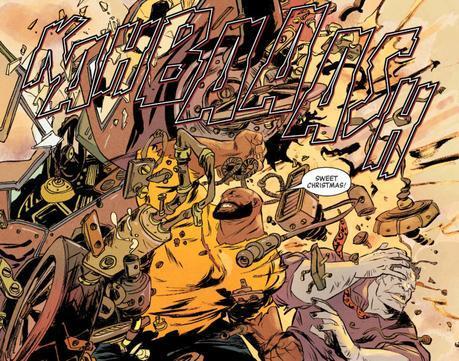 Comic Review –Power Man y Puño de Hierro: Los chicos han vuelto