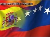 Diferencias entre España Venezuela