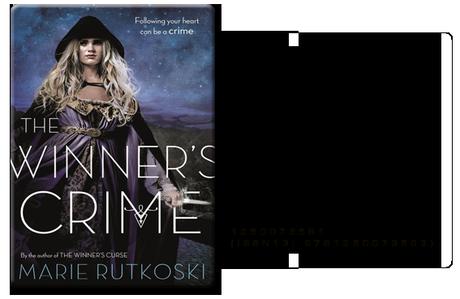 Reseña: El crimen del ganador (La trilogía del ganador #2) - Marie Rutkoski