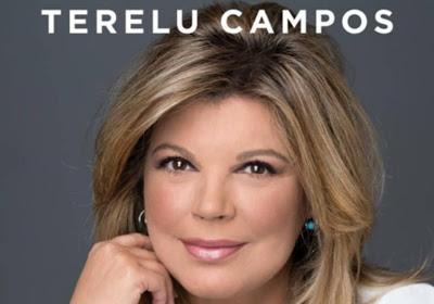 Terelu Campos y su libro 'Frente al espejo'