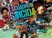cine: Escuadrón suicida, Brave, historia interminable