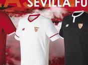 Camisetas Sevilla Balance 2017-2018