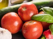Receta gazpacho pimiento rojo albahaca
