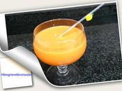 Zumo mango zanahoria piña