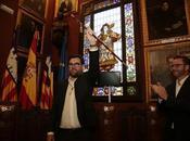 "alcalde Palma contra ""turista basura"" alemán."