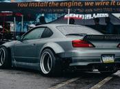 Nissan Silvia gran abanico posibilidades.