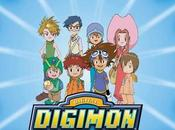 Book tag. Digimon
