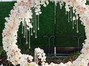 Wedding Trends: maravillosos arcos redondos nupciales para ceremonias estilo