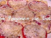Pizza patata sarten
